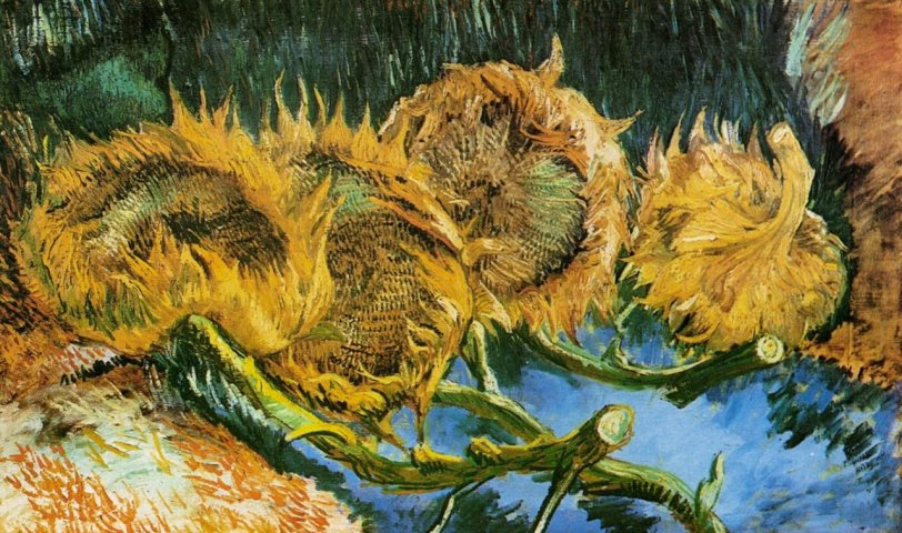 Four Cut Sunflowers by Van Gogh.jpg