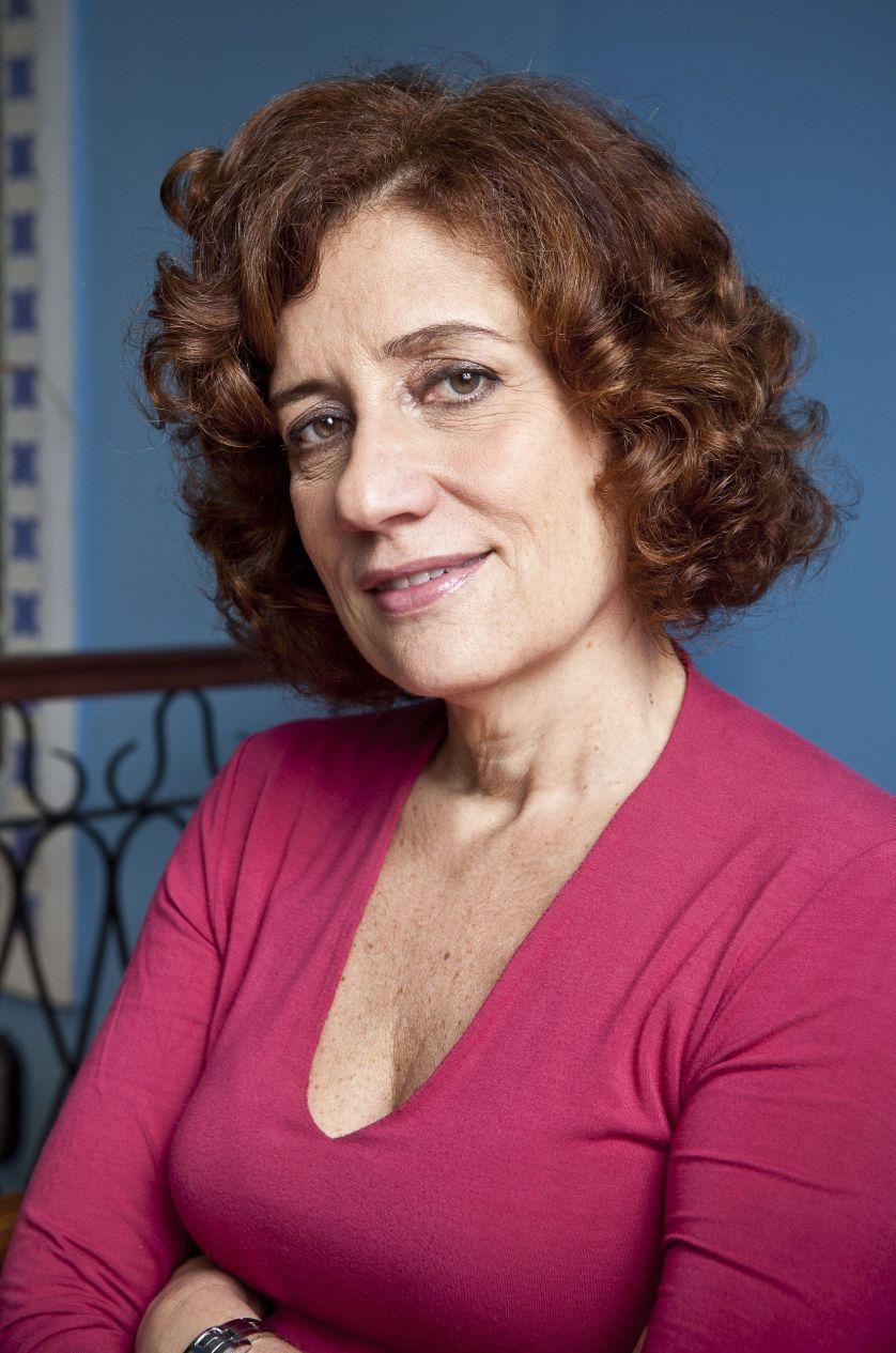 A jornalista Miriam Leitão surpreende como escritora