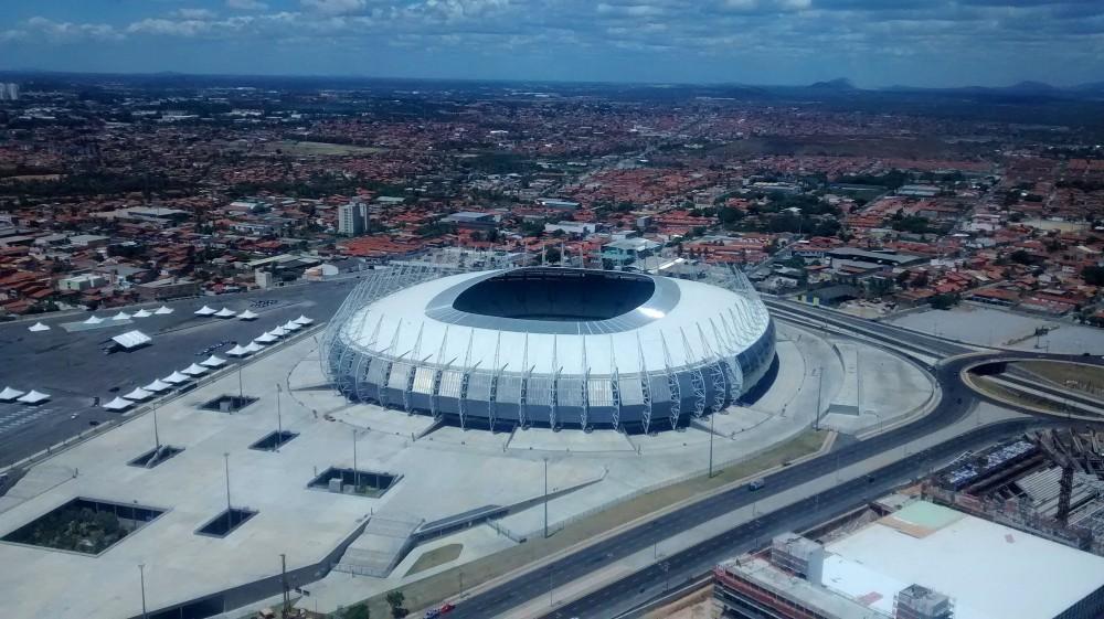 Arena Castelão - Fortaleza
