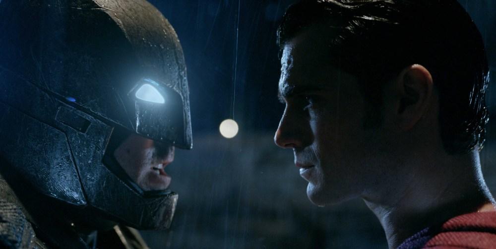 Cena de Batman X Superman | Crédito: Divulgação