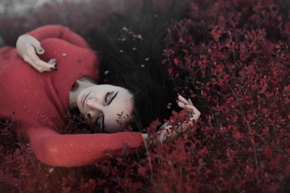 Fico contigo, mesmo em sonhos | Crédito: Veronika Balasyuk/StockSnap (Menina da Estrada)