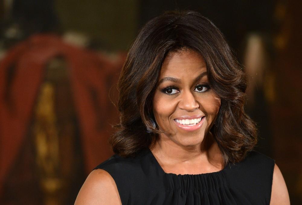Michelle Obama, uma inspiração global | Crédito: StoryPick/Divulgação