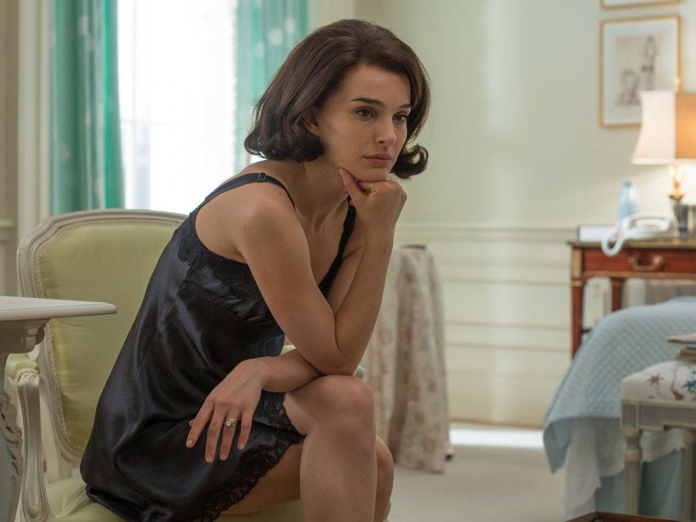 O triunfo de 'Jackie' é abordar a dor, muito além do luto, e valorizar a interpretação de seus atores | Crédito: Divulgação