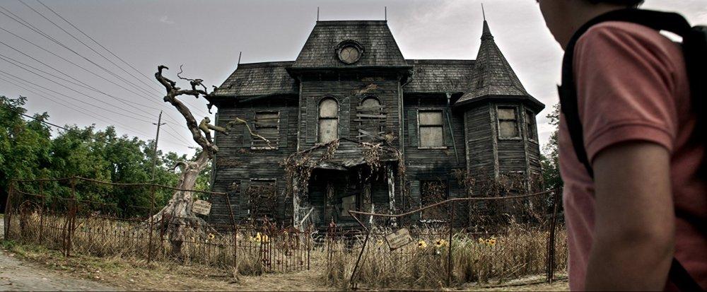 A tenebrosa casa de Pennywise - Crédito: Divulgação