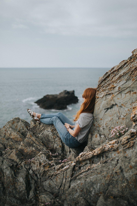 Às vezes a gente precisa mesmo de um tempo longo de espera pra tudo passar | Crédito: Felix Russell-Saw/Unsplash