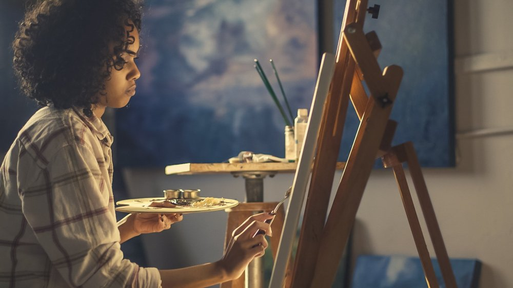 Você pinta, escreve, canta, dança... Não deixe que uma migalha tire isso de você | Crédito: Matthew Henry/StockSnap