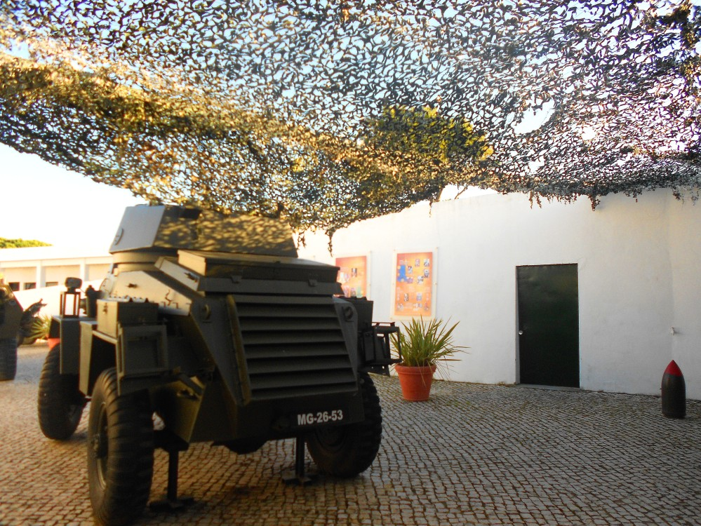 Museu do Combatente, Lisboa, Portugal | Crédito: Camila Honorato