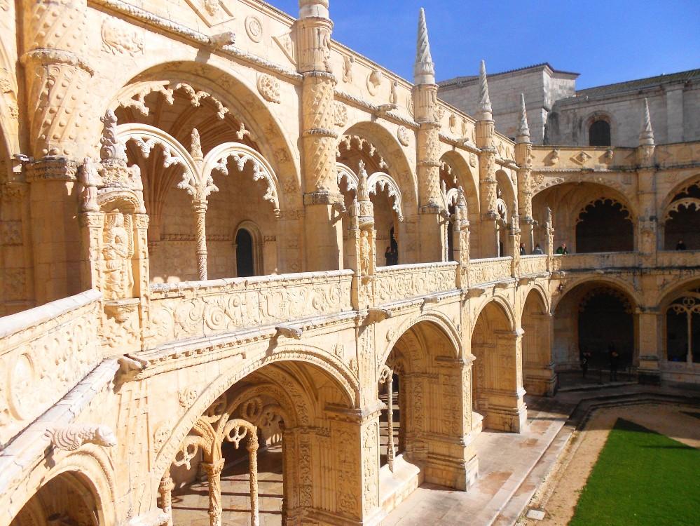 Mosteiro dos Jerónimos, Lisboa, Portugal | Crédito: Camila Honorato