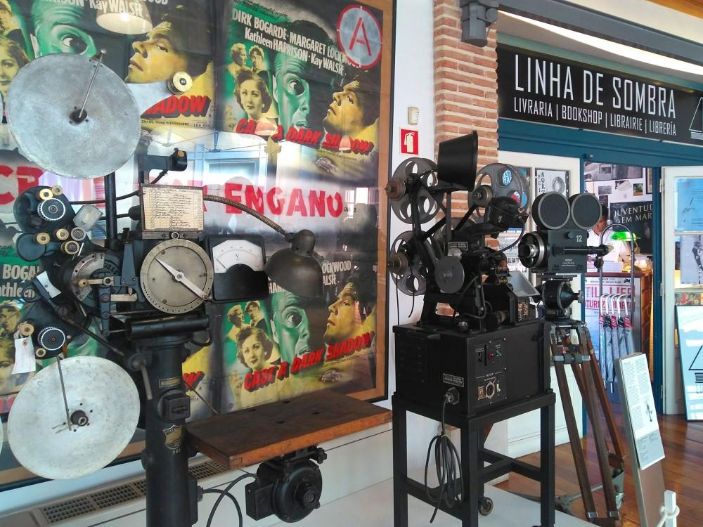Cinemateca Portuguesa, Lisboa, Portugal | Crédito: Camila Honorato