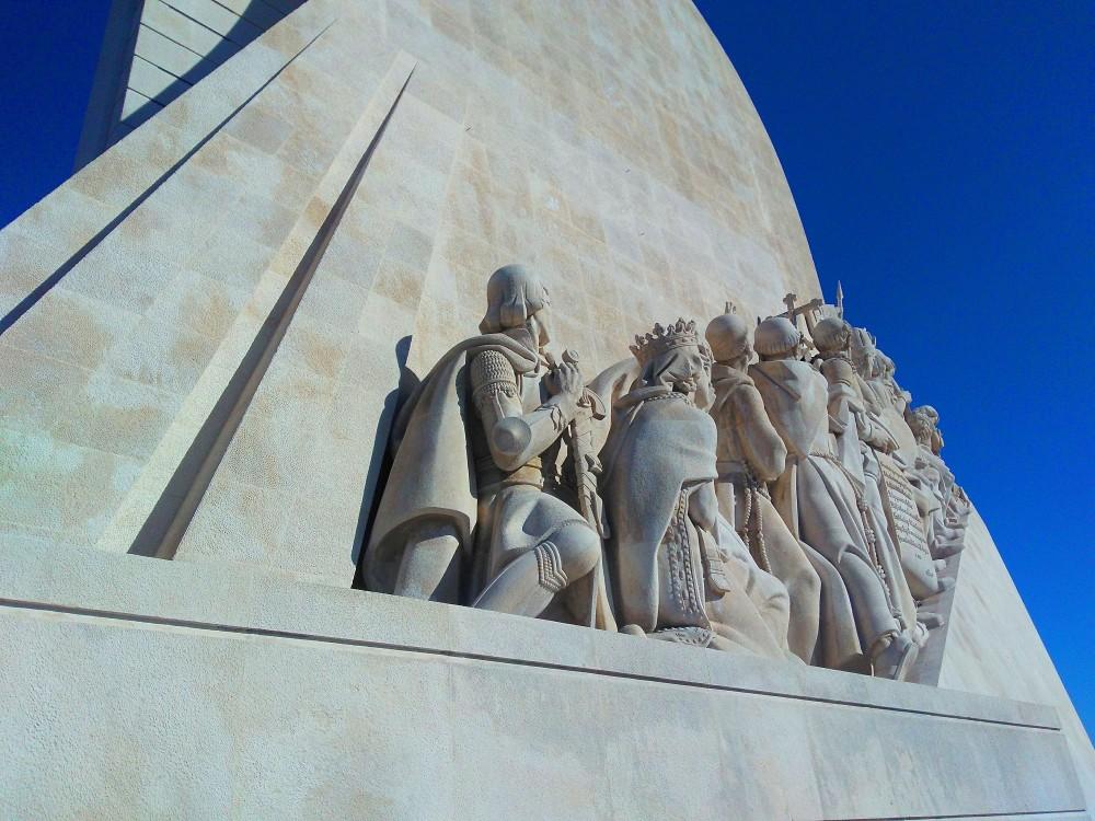 Padrão dos Descobrimentos, Lisboa, Portugal | Crédito: Camila Honorato