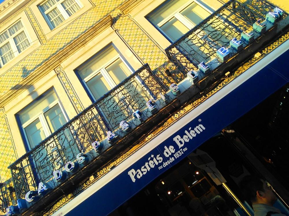 Pasteis de Belem, Lisboa, Portugal | Crédito: Camila Honorato