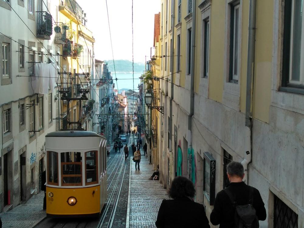 Lisboa | Crédito: Camila Honorato