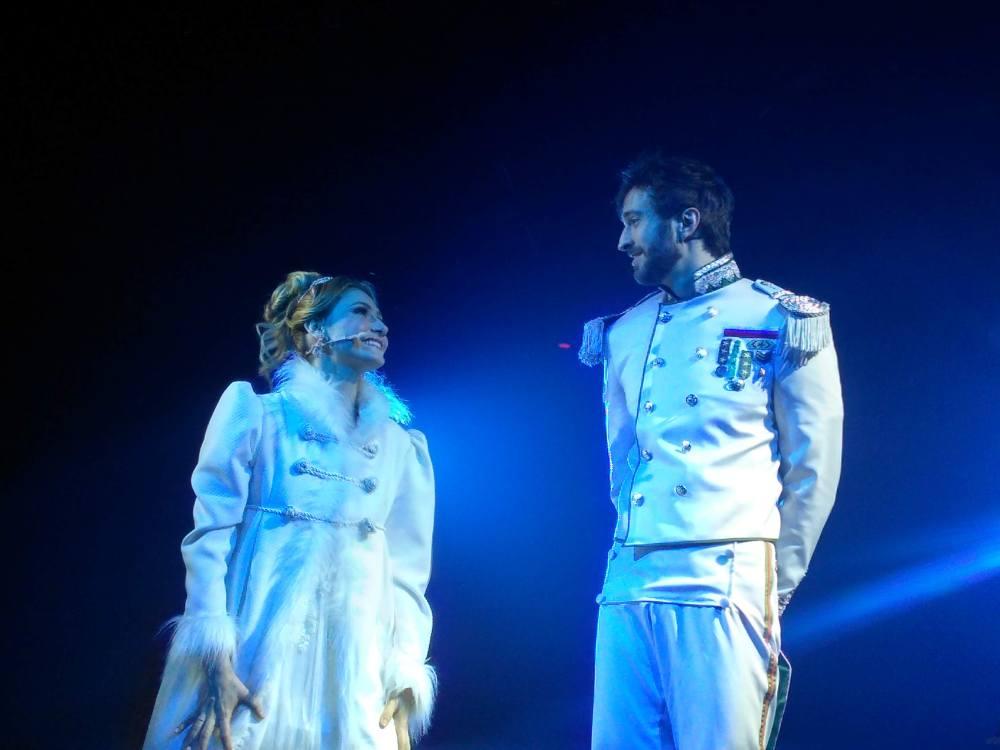 Natasha, Pierre e o Grande Cometa de 1812 | Crédito: Camila Honorato