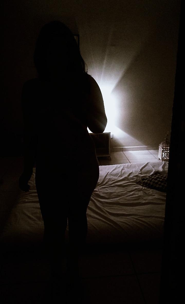 Silhueta, peladona, pós-orgamo | Crédito: Camila Honorato